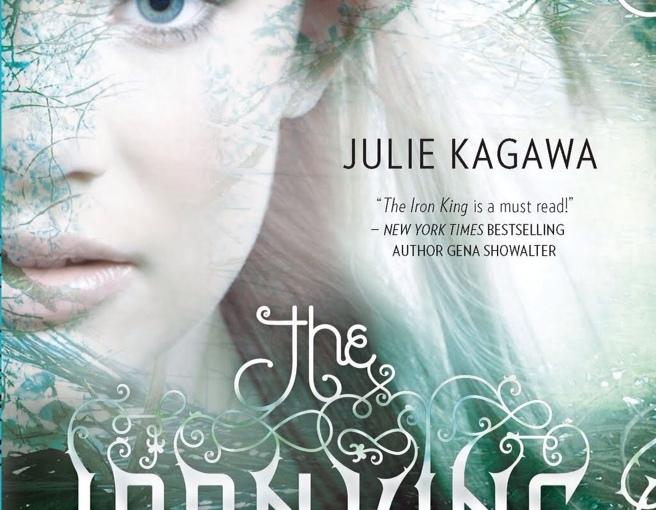 Review: <i>The Iron King</i> by JulieKagawa