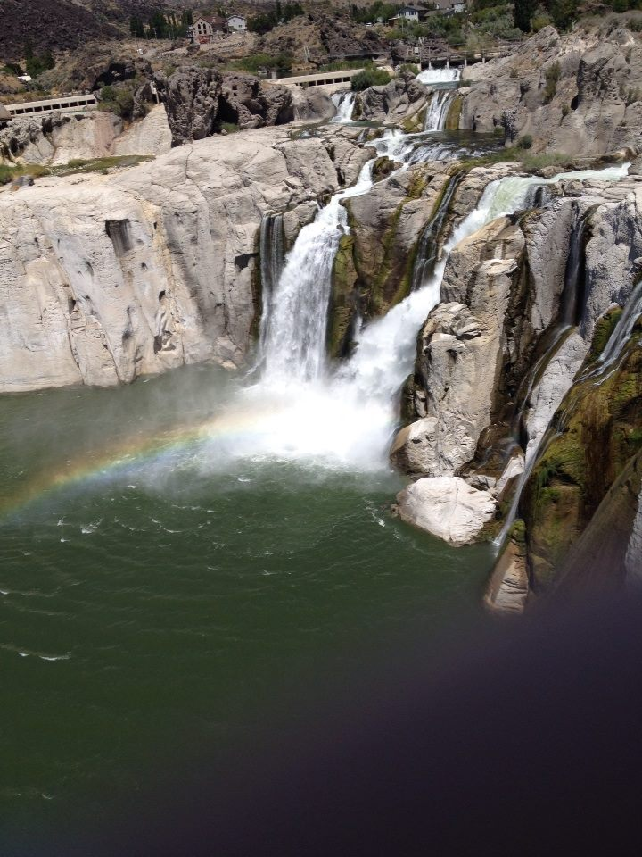 Shoshone Falls, Idaho there is definitely a Waterfall Song!