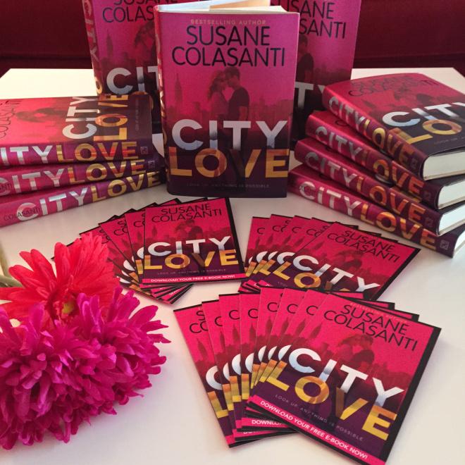 City Love by Susane Colasanti