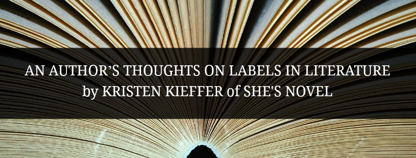 Guest Post: An Author's Thoughts on Labels inLiterature