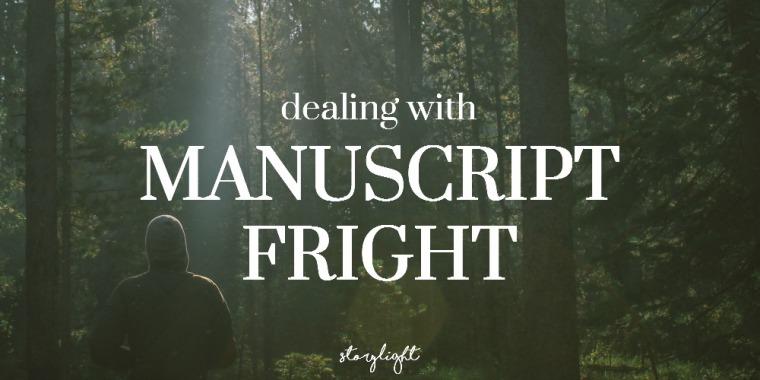 manuscript fright