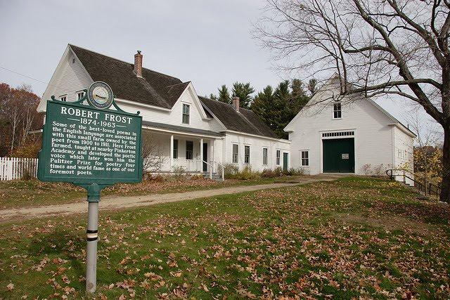 Robert Frost Home