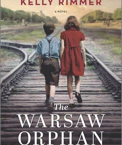 Across The Wall: THE WARSAW ORPHAN by KellyRimmer
