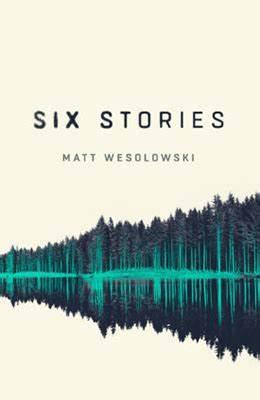 Death at Scarclaw Fell: SIX STORIES by MattWesolowski