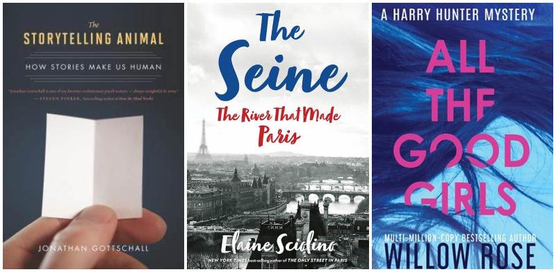 Top Three Books – Week1