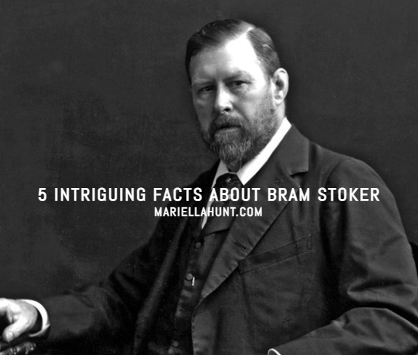 5 Intriguing Facts About BramStoker